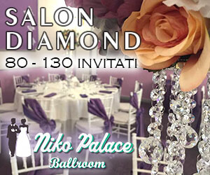 Niko Palace Ballroom Salon Diamond